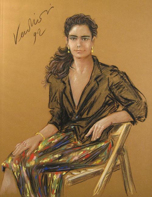Ritratto Anna Maria