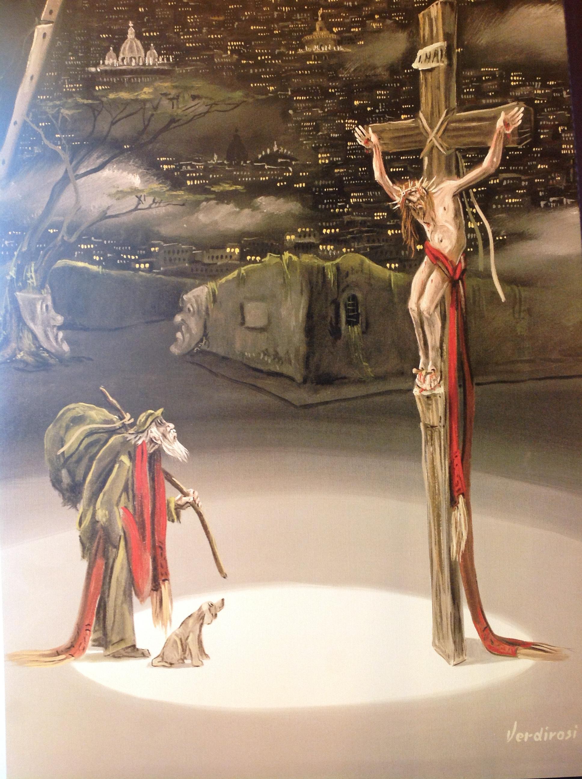 Il povero Cristo
