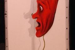 La mosca al naso