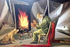 Davanti al fuoco eterno dell'arte